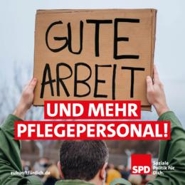 SPD Programm pflege