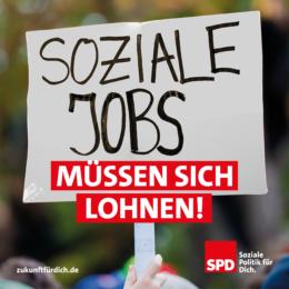 SPD Programm sozial