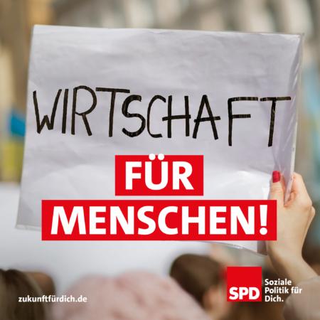 SPD Programm wirtschaft