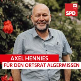 OR Axel Hennies