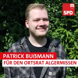 OR Patrick Bussmann