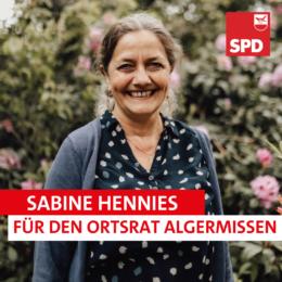 OR Sabine Hennies