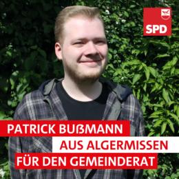 Patrick Bussmann