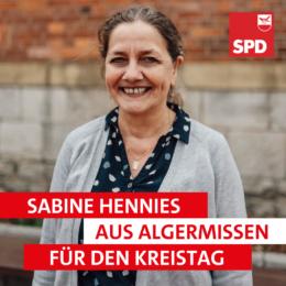 Sabine Hennies KT