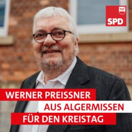Werner Preissner KT